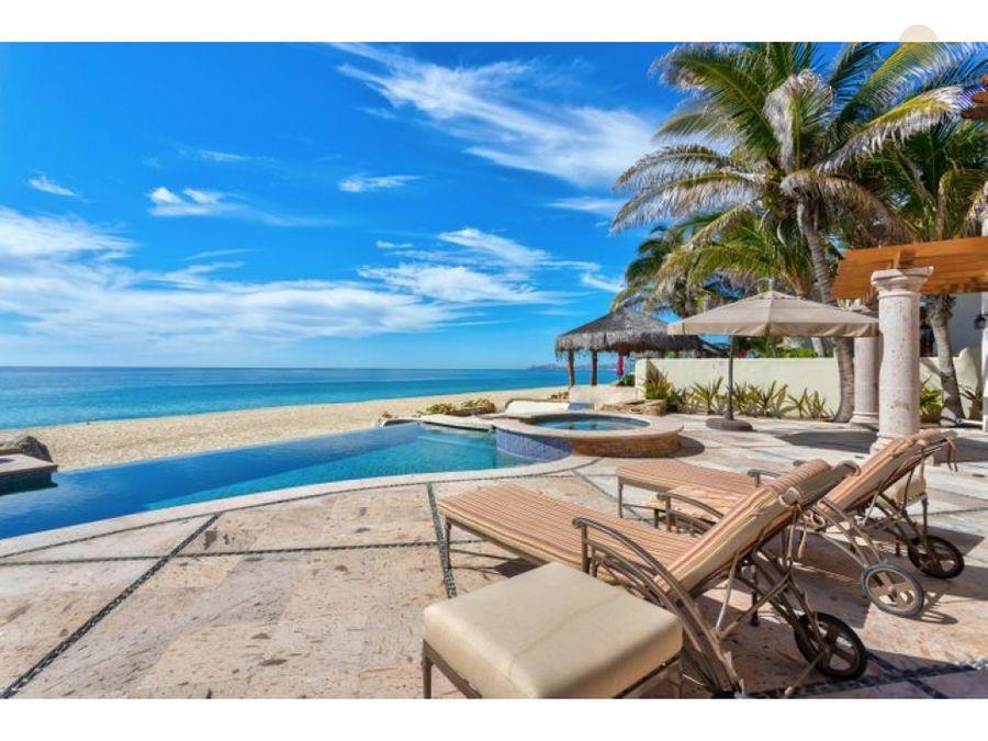 beach front estate 5 via las playas san jose del cabo