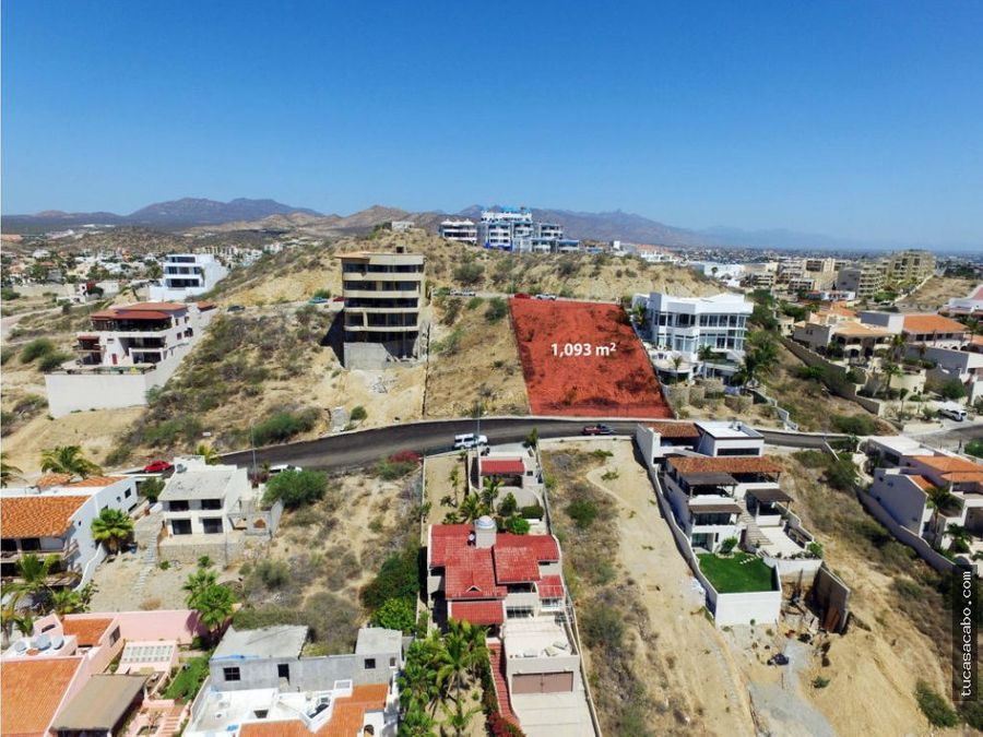 terreno campo de golf hill lot 9 san jose