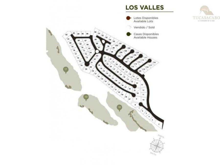 valles 83 club campestre san jose san jose del cabo