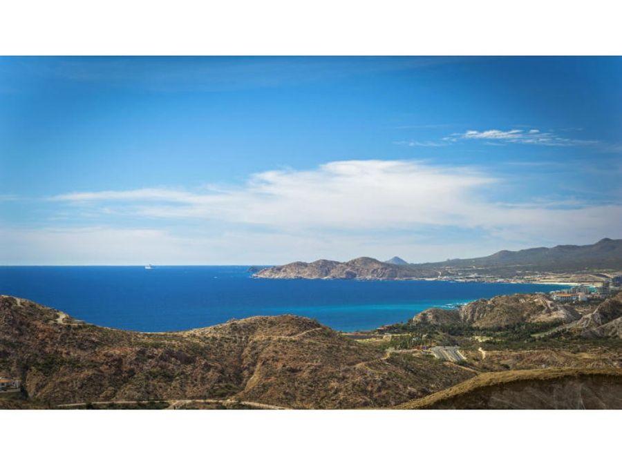 la montana homesite 2 villas del mar san jose del cabo