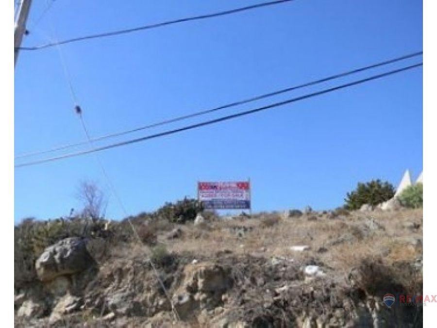 terrenos en venta en fraccionamiento chapultepec i