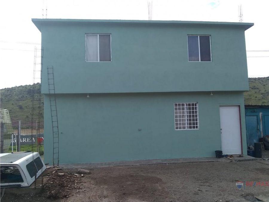 casa en venta en maneadero parte alta