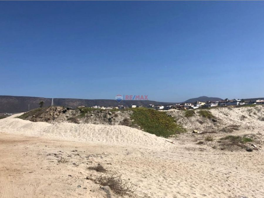 venta de terreno en puerto salina