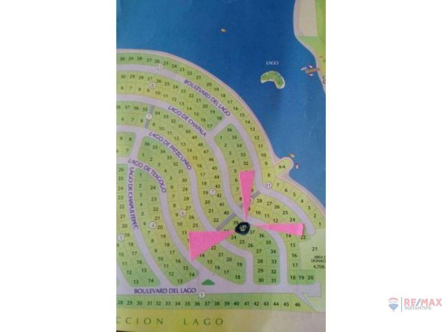 terreno en venta en puerto salina seccion lago