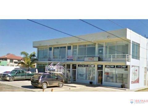 centro comercial en venta en playas de chapultepec