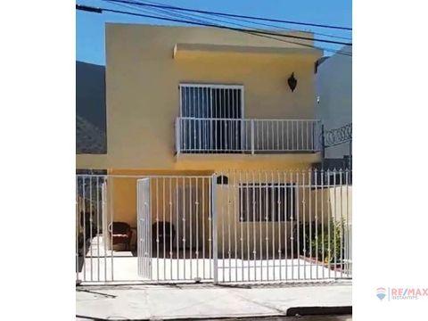 casa en venta en colonia industrial