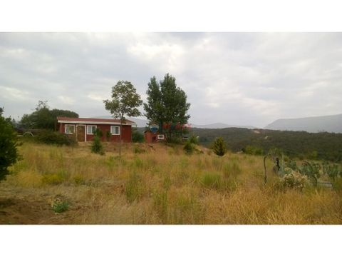 casa campestre con terreno en venta