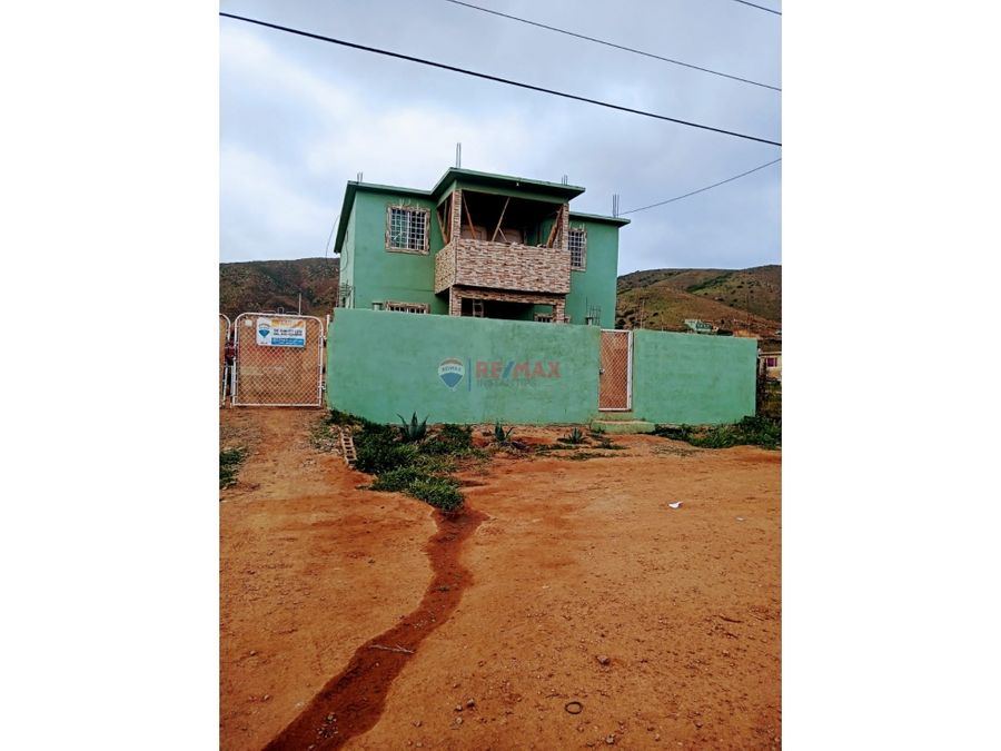 casa nueva en maneadero parte alta