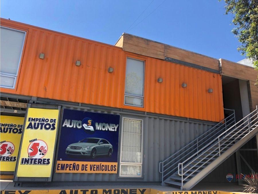 bodega con oficinas en venta en zona centro