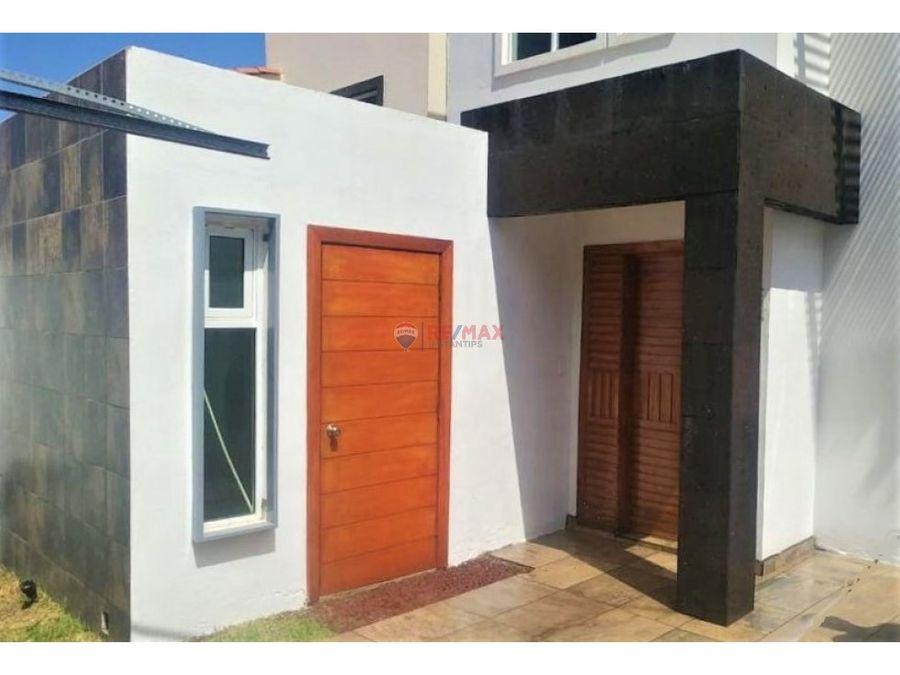 casa en renta puerta del mar