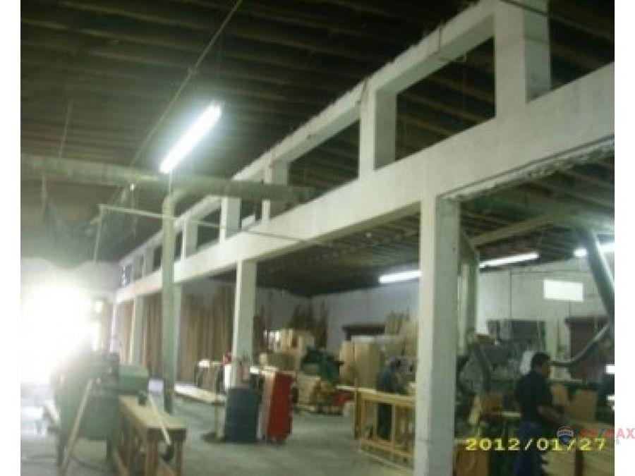 terreno en venta con bodegas en tijuana