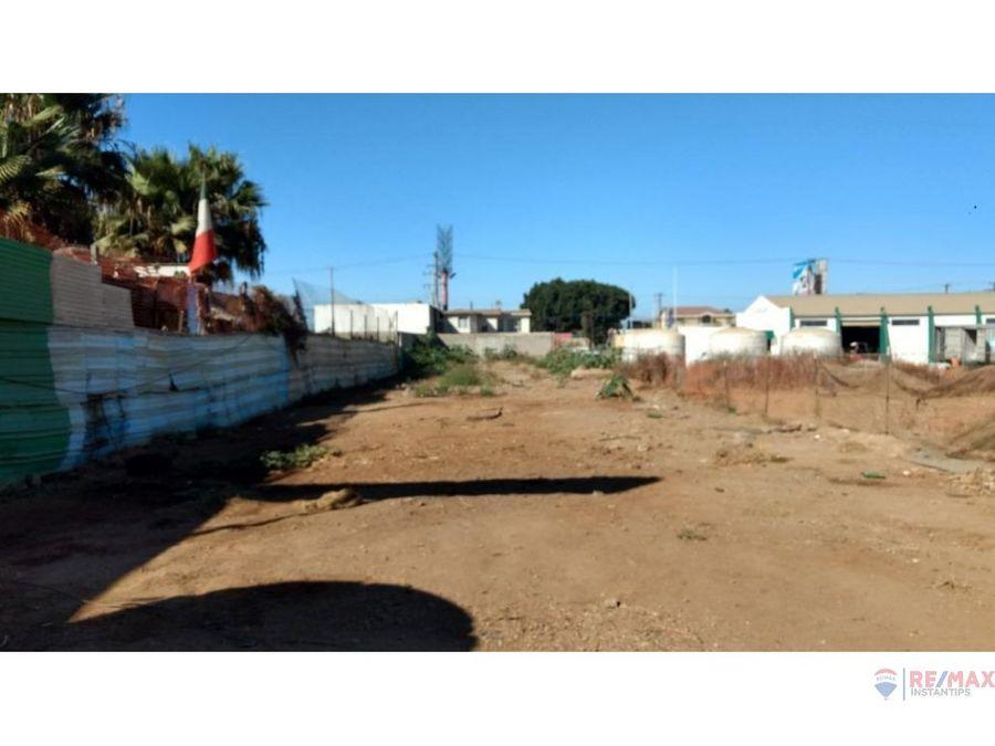 terreno en venta en ex ejido chapultepec