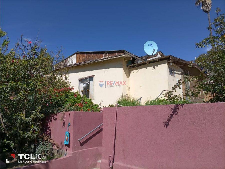 casa en venta en el valle de guadalupe