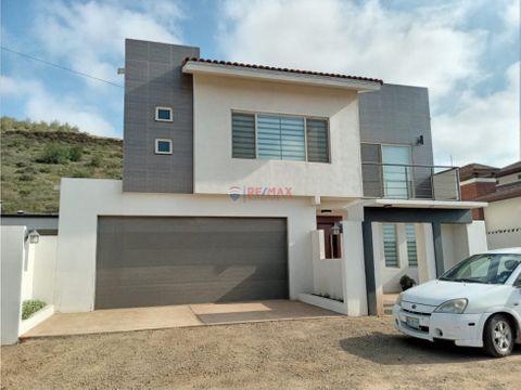 bonita casa en venta en san carlos