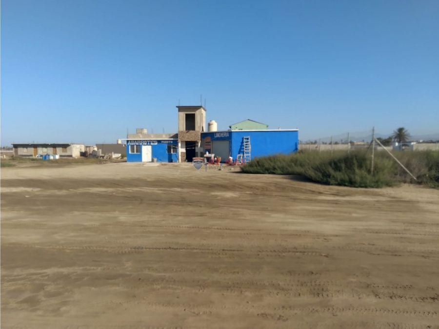 terreno en venta en playas del estero