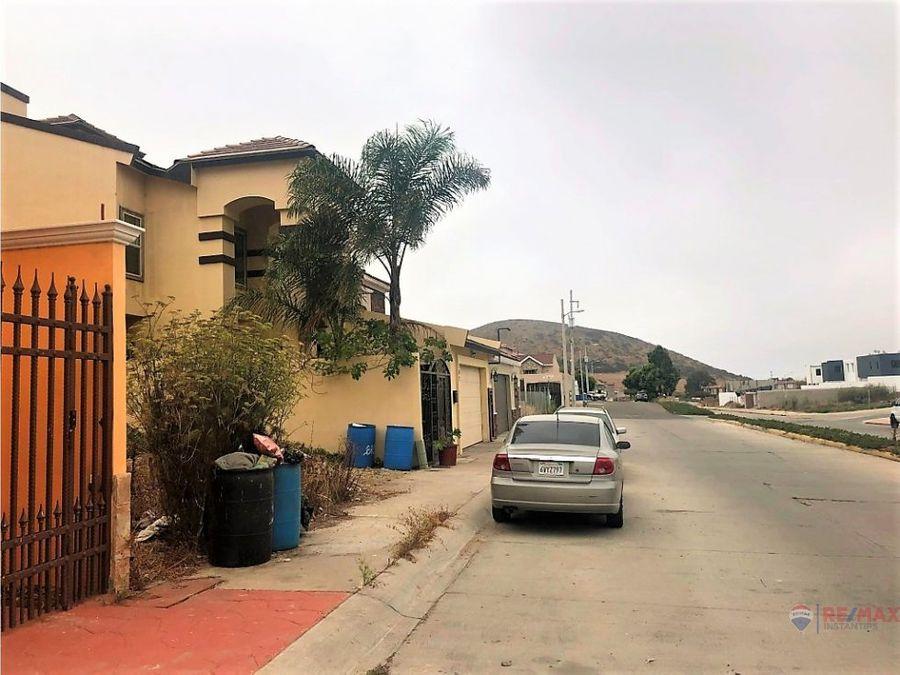 casa en venta en comercial chapultepec