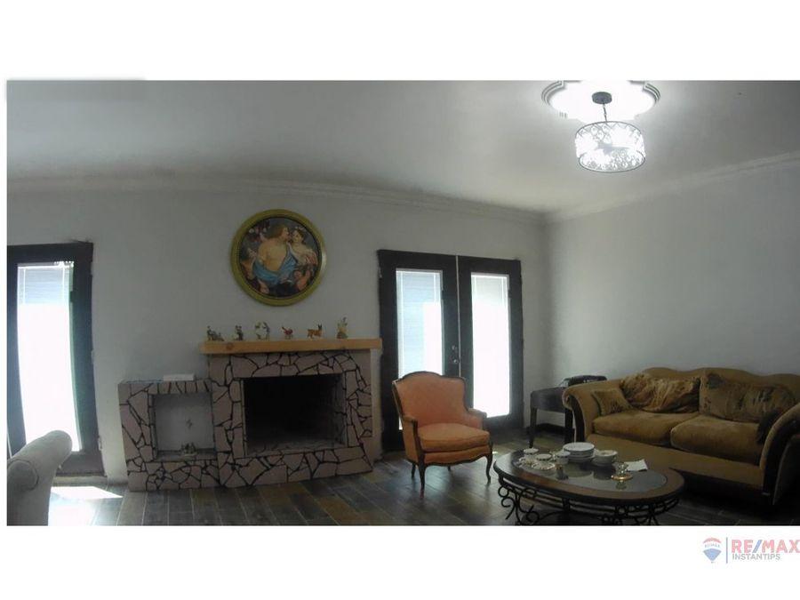 se vende estupenda residencia en el ex ejido chapultepec