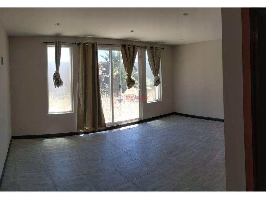 se vende casa en chapultepec sec ii