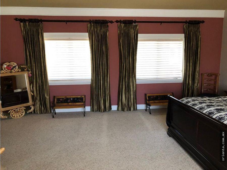 residencia en fraccionamiento senecu en venta