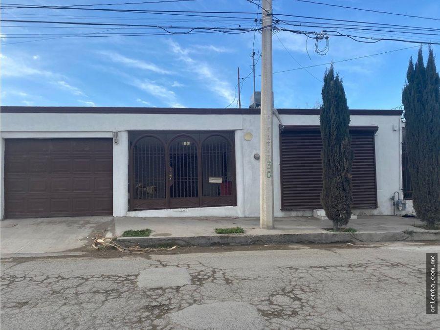 casa en venta en colonia san antonio