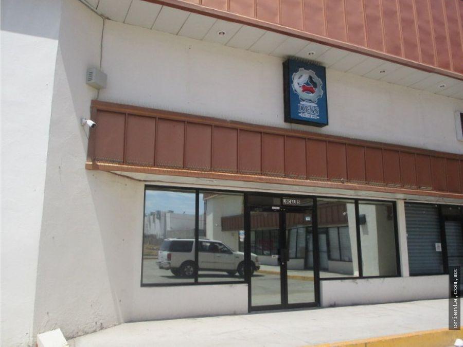 local comercial en renta ubicado enseguida de hipermart san lorenzo