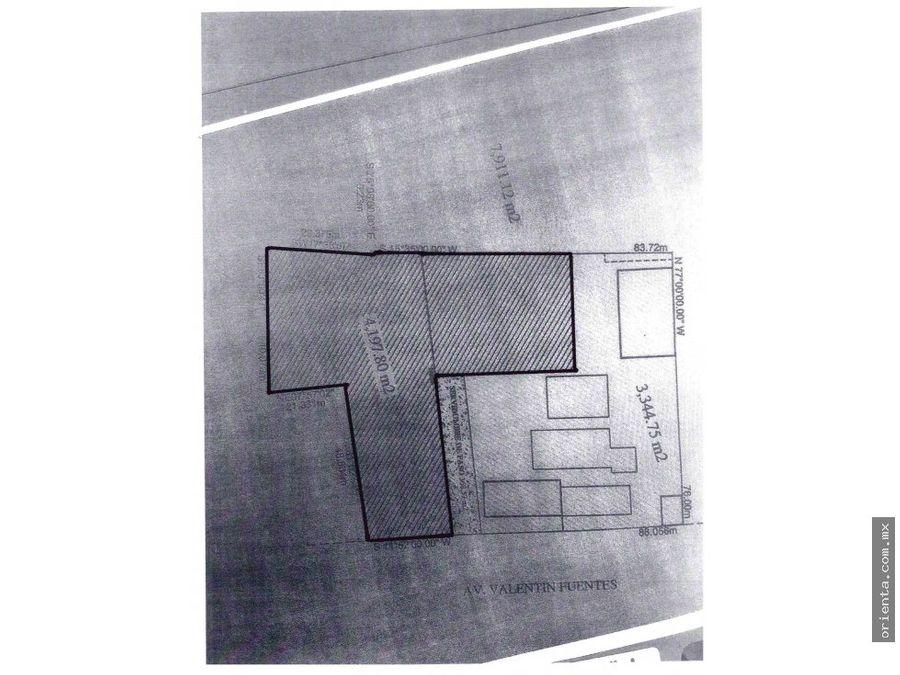 lote comercial yo residencial v fuentes 1823