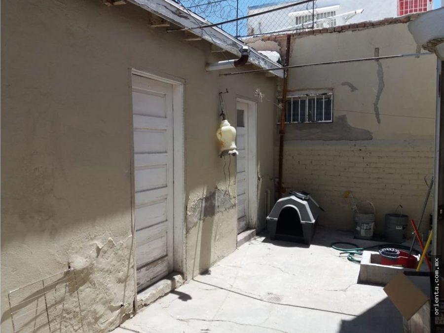 casa en venta en col m ocampo