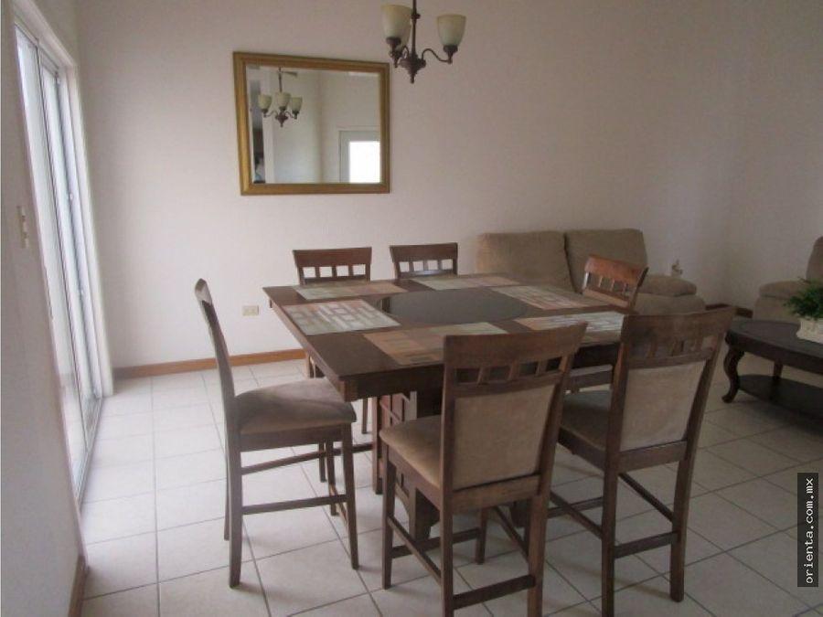 casa amueblada en renta en harmoni privata 4