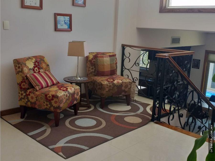 hermosa residencia en residencial misiones ii
