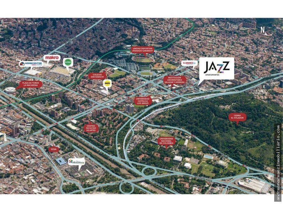 proyecto jazz en medellin