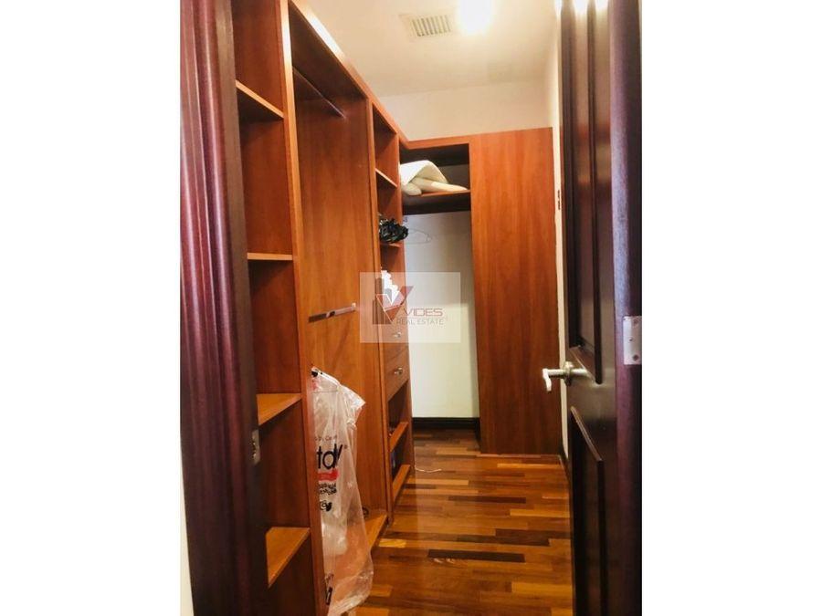 apartamento en renta zona 14 casa rialto