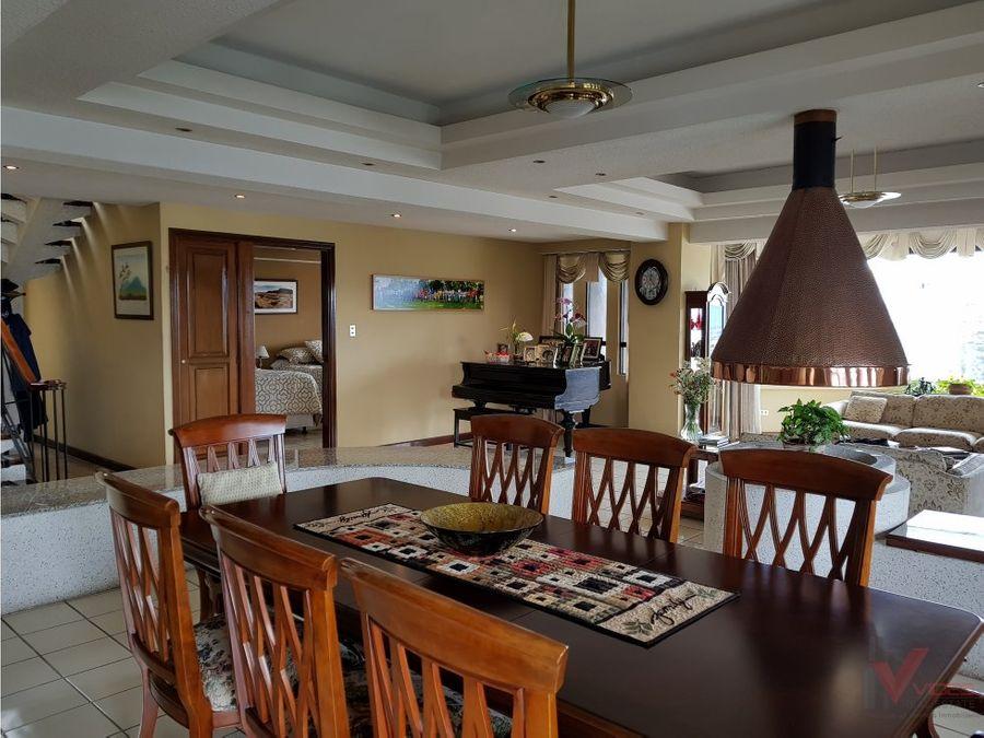 penthouse en renta z13 av las americas