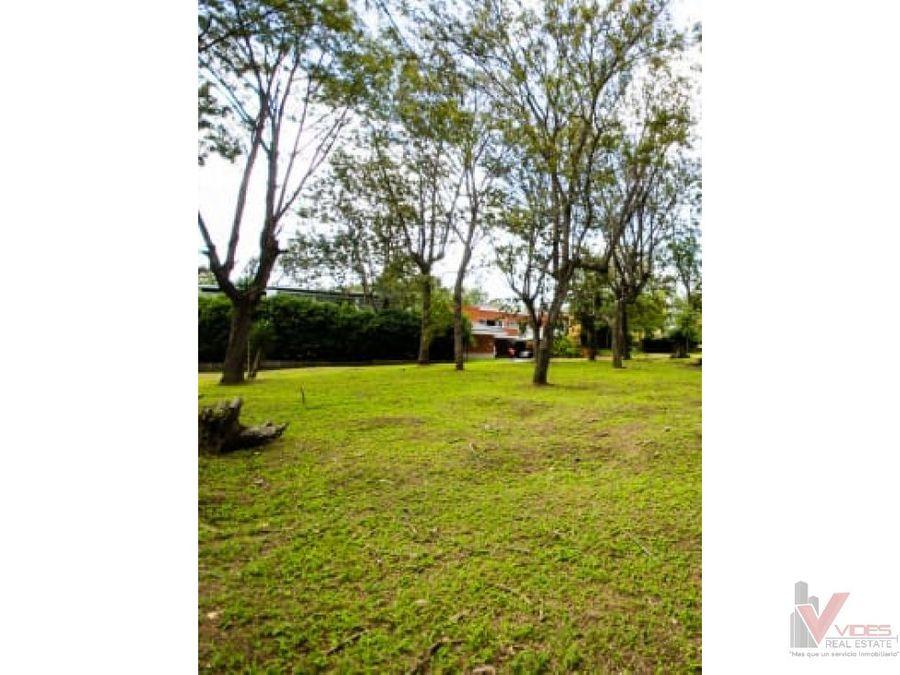 venta terrenos bosques de san isidro zona 16