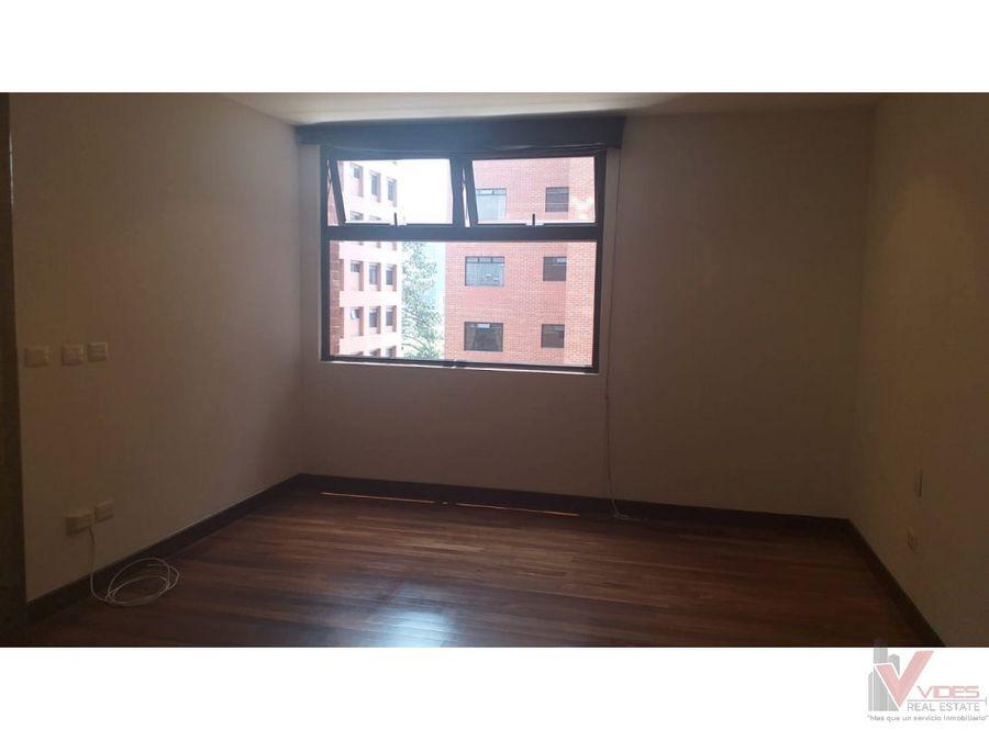 renta apartamento 16 calle zona 10