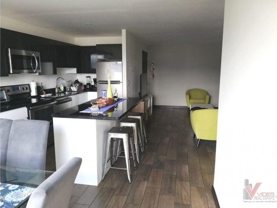 renta apartamento amoblado 13 av z10