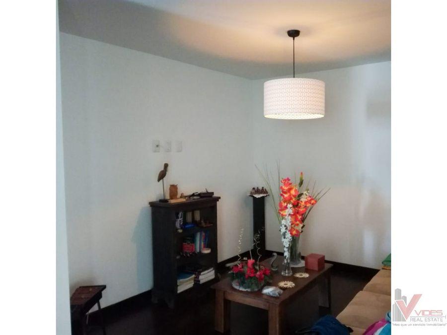apartamento en renta z14 por la noria