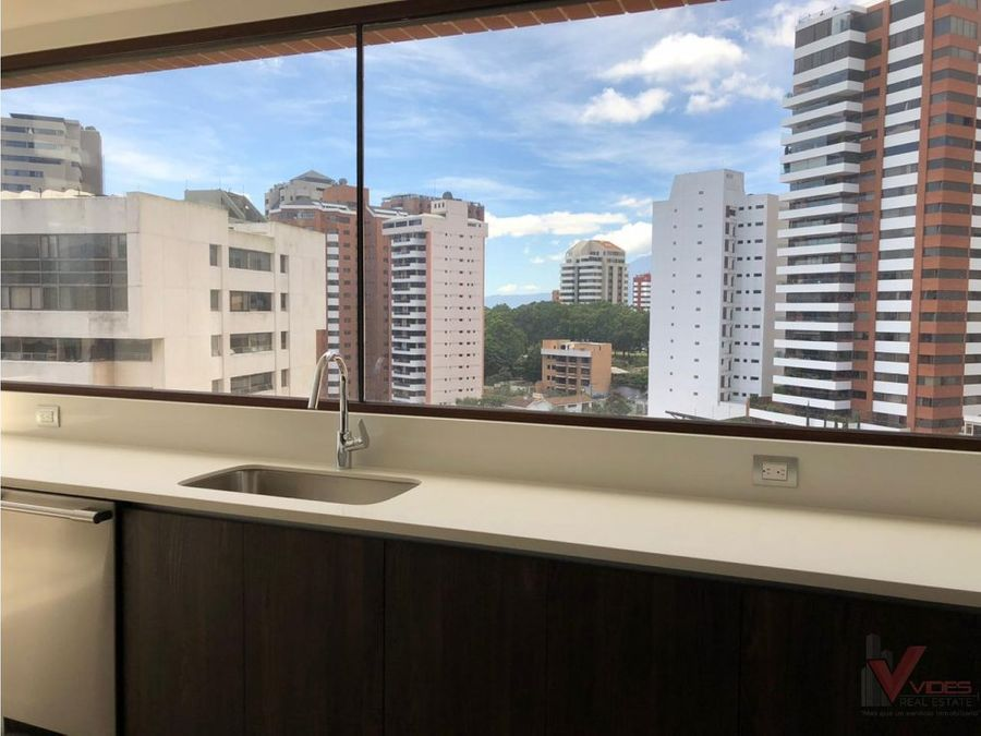 renta apartamento zona 14 21 calle