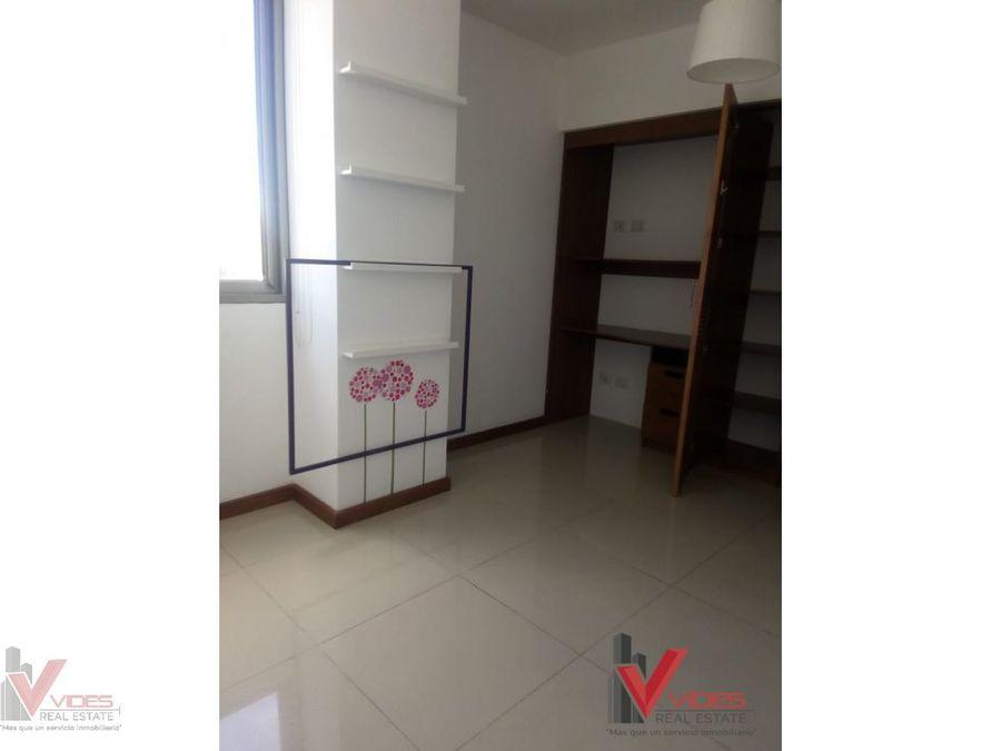 rento apartamento con opcion amueblado