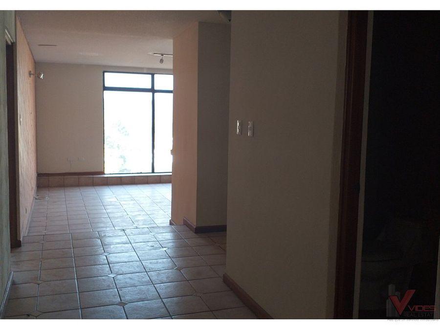 renta apartamento en 2 calle zona 15