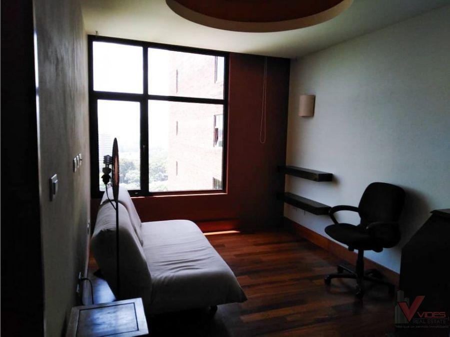 renta apartamento amueblado en 7 avenida zona 10