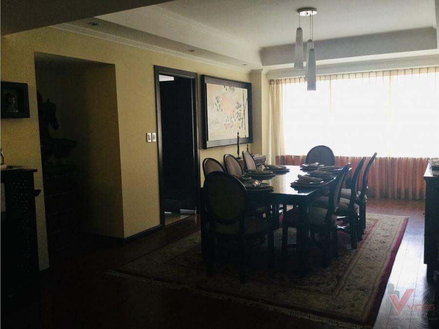renta apartamento amueblado en 19 calle zona 14