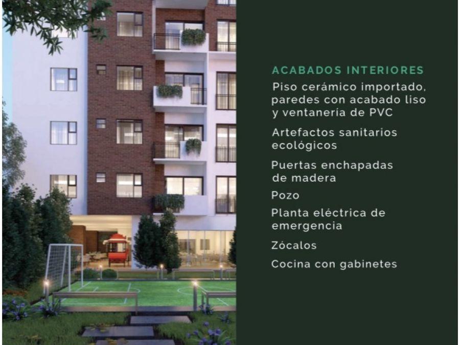 venta apartamentos vistas de la floresta