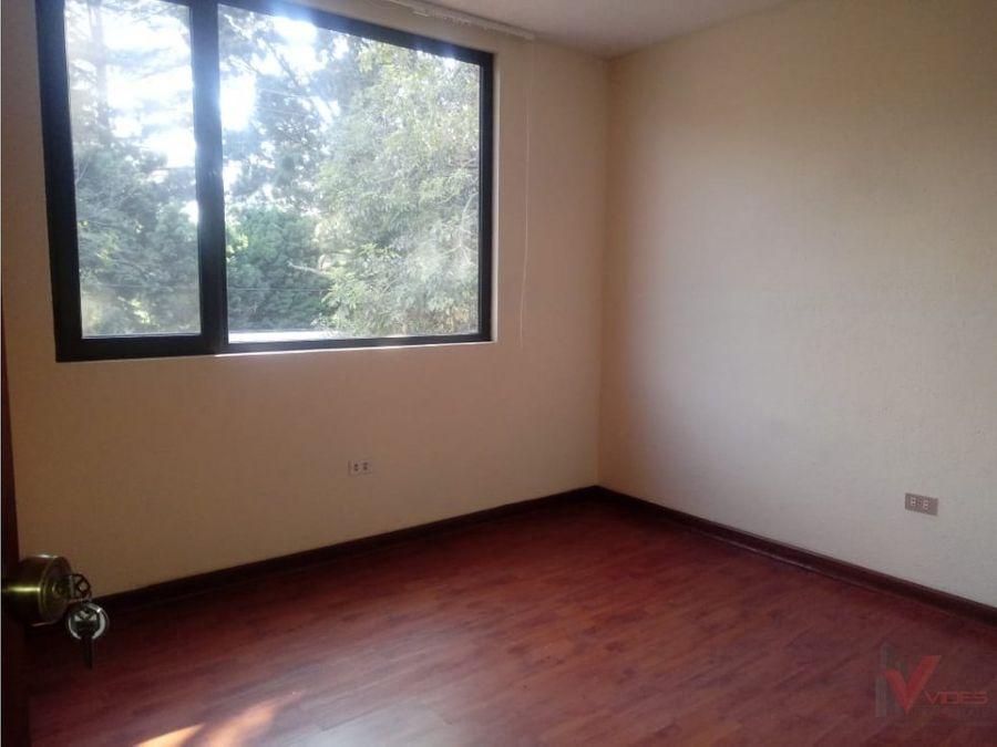 renta casa en zona 14 8 calle