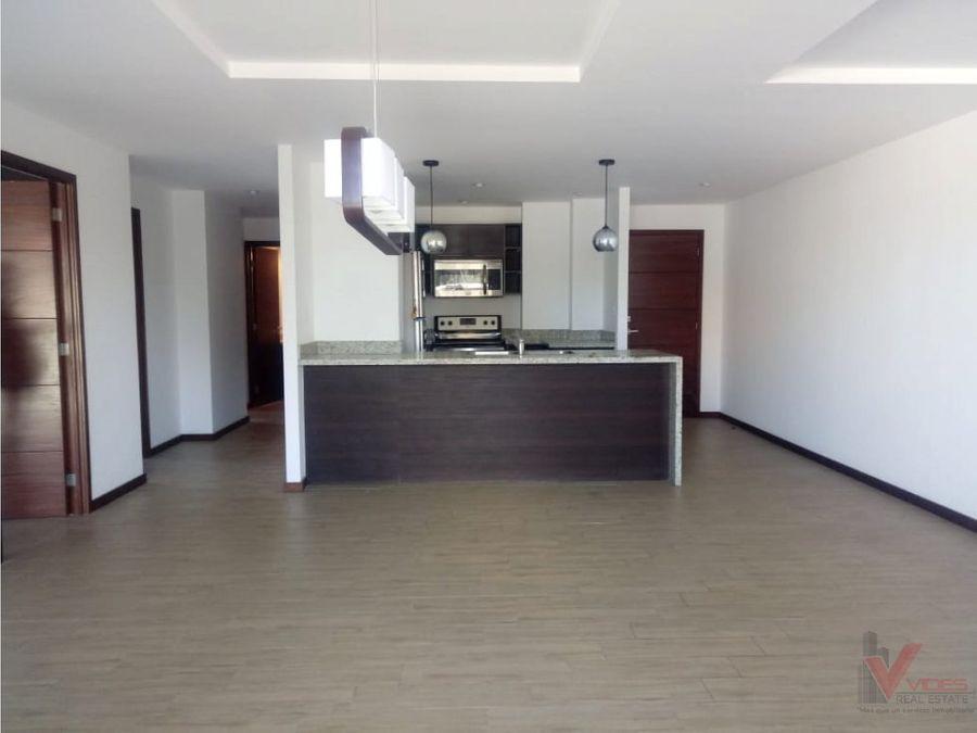 renta apartamento en zona 15 3 calle