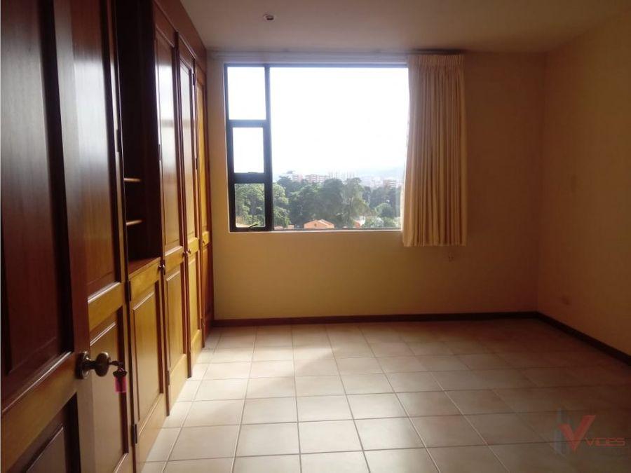 renta apartamento en zona 14 8 calle