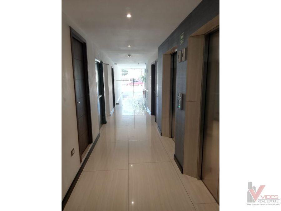 apartamento nuevo en renta mariscal 180 z11