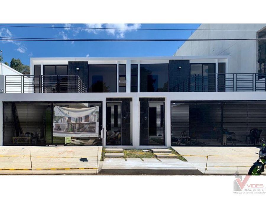 venta casa en zona 15 vista hermosa
