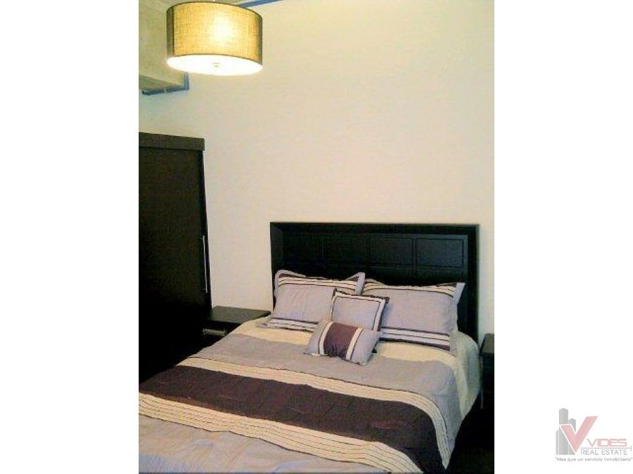 renta apartamento amoblado via 5 zona 4