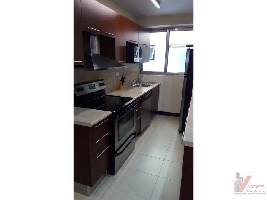 renta apartamento amueblado en 10 calle zona 14