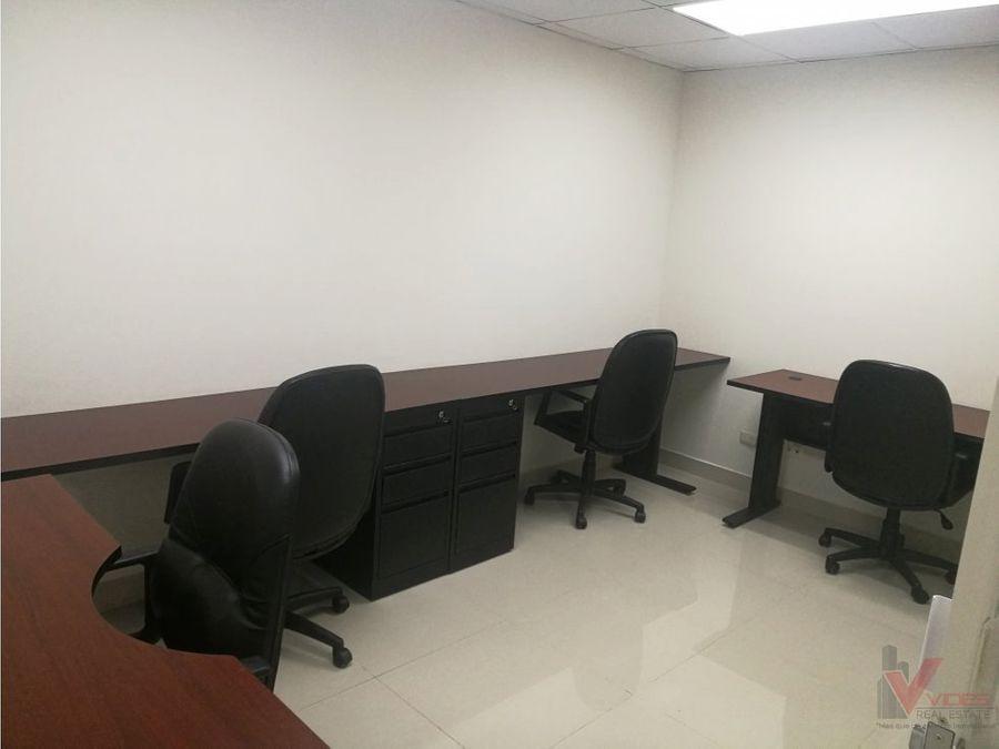 renta oficina en 10 calle zona 10
